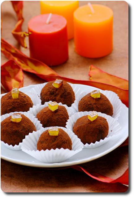 excellente recette truffes aux chocolat