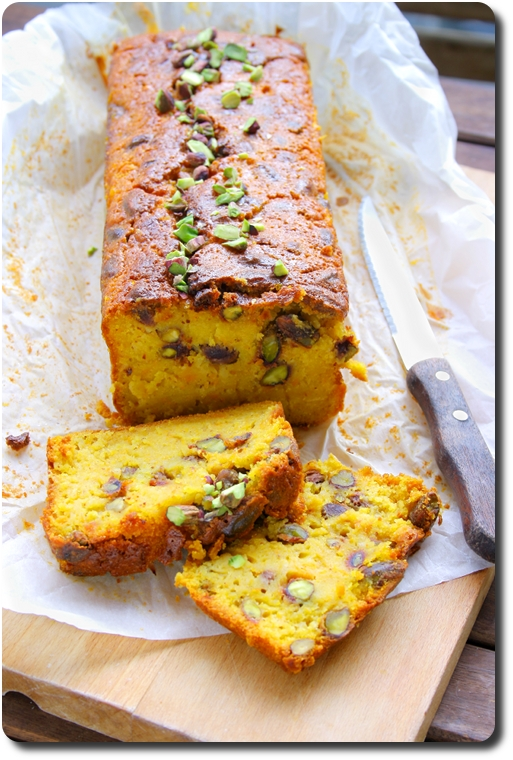 cake epinards mandarines