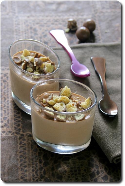 Mousse au nutella sans ufs savoirs et saveurs - Tiramisu speculoos sans oeuf ...