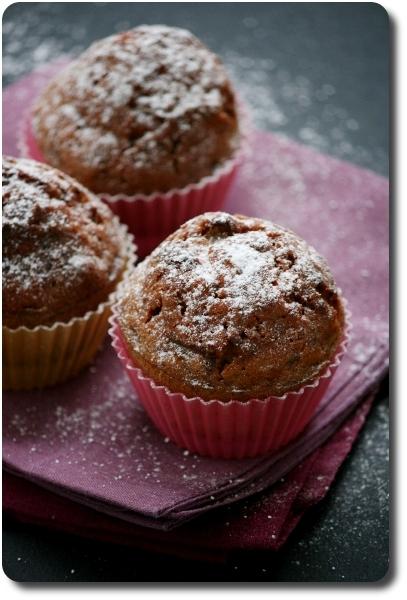 Muffins à la betterave